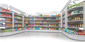 store displays have a significant influence on customer behaviour
