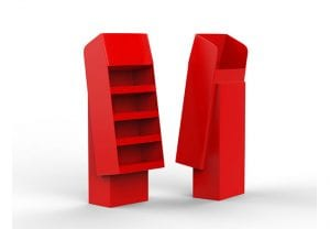 What to Expect as We Design Your Custom Retail Displays